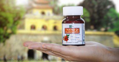 Địa chỉ bán dung dịch Nano Curcumin tan 99,9% trong nước!
