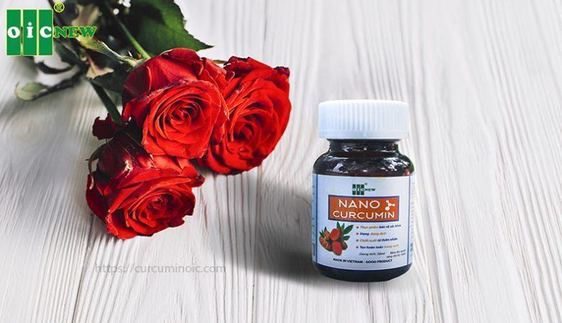 Địa chỉ bán Nano Curcumin Bình Dương