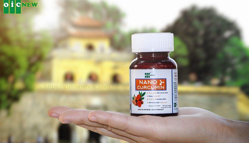 Nano Curcumin Quảng Nam