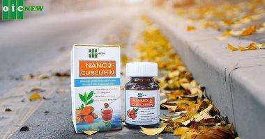 Hết viêm loét dạ dày, đại tràng với Liquid Nano Curcumin?