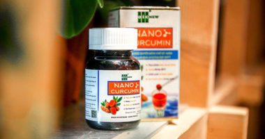 Nano curcumin OIC sản phẩm tan 99% trong nước và dạ dày