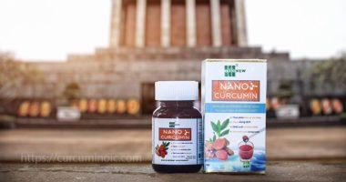 Địa chỉ bán Nano Curcumin ở Hà Nội?