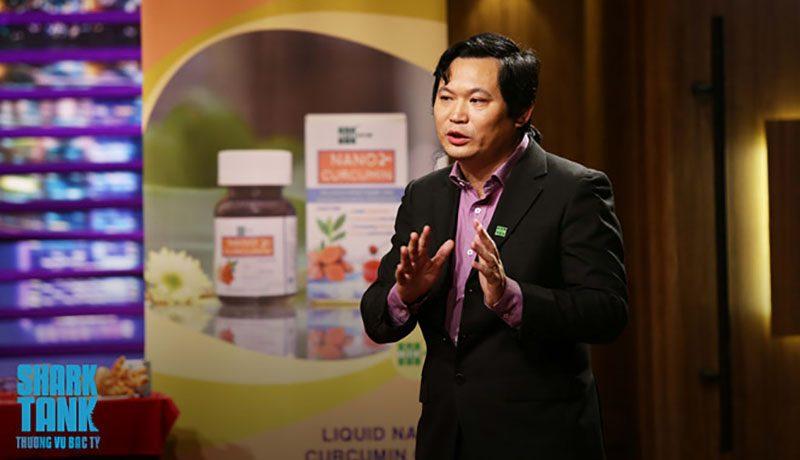 Tiến Sĩ Lưu Hải Minh trên sóng truyền hình Thương Vụ Bạc Tỷ