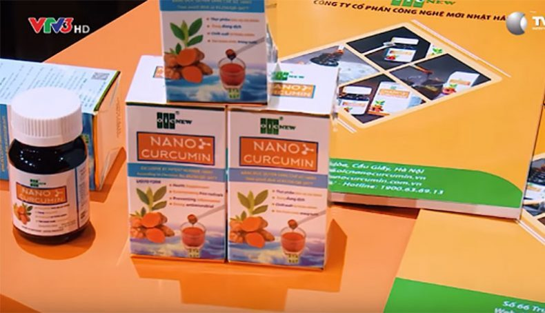 Hướng dẫn mua Liquid Nano Curcumin OIC online