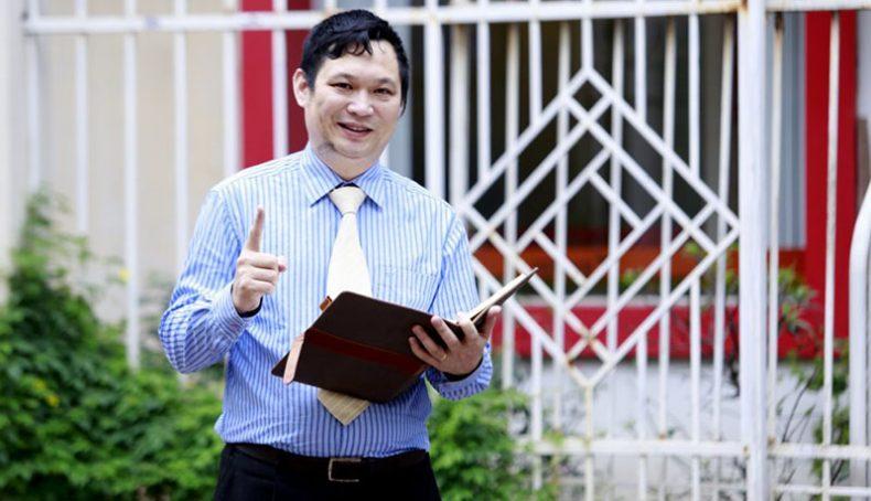 TS Lưu Hải Minh chủ tịch hội đồng quản trị của OIC NEW