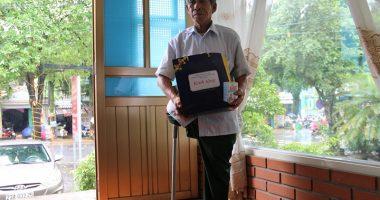 Từ Thiện: Nano Curcumin OIC trao quà cho các thương binh tại Hà Giang