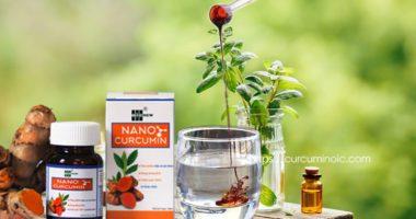 Đánh giá về nano curcumin OIC sau chữa bệnh!