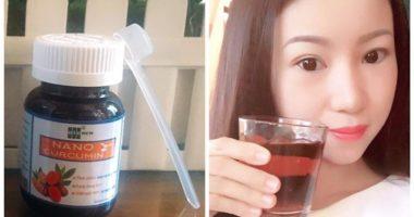 Uống nano curcumin
