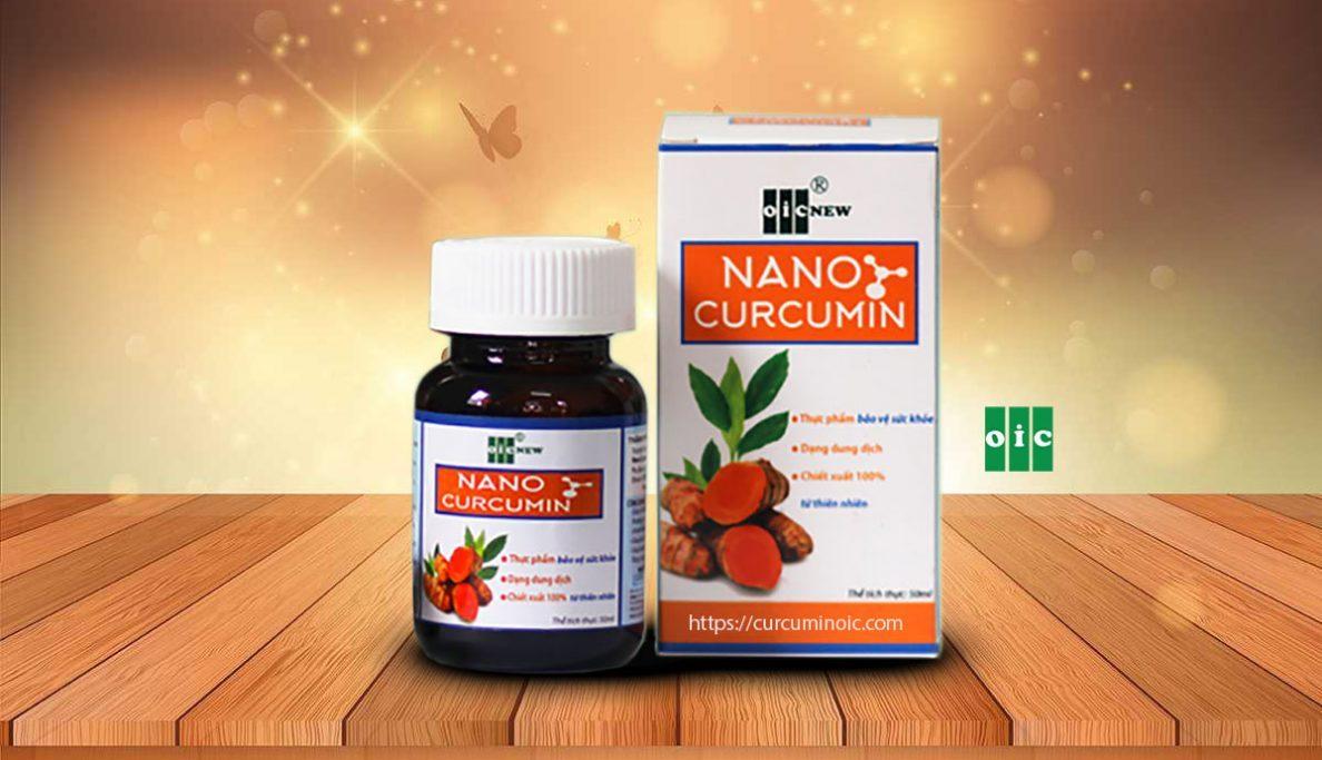 nano curcumin dung dịch