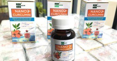 Nano Curcumin sản phẩm thế hệ mới hấp thụ tới 99% vào tế bào!