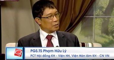 PGS.TS Phạm Hữu Lý, chọn dúng loại Nano Curcumin mới hiệu quả!