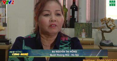 Bà Hồng bị viêm đại tràng 10 năm đã khoẻ nhờ Nano Curcumin OIC!