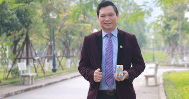 Tiến sỹ Lưu Hải Minh