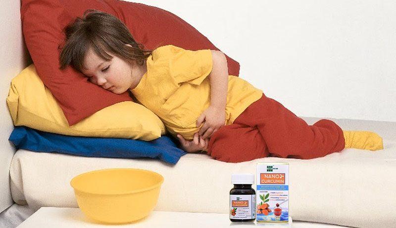 Cách chăm sóc trẻ em bị đau dạ dày không bị biến chứng!