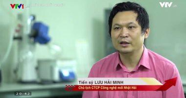 Tiến sĩ Lưu Hải Minh, khát vọng quốc tế sau Shark Tank Vietnam!