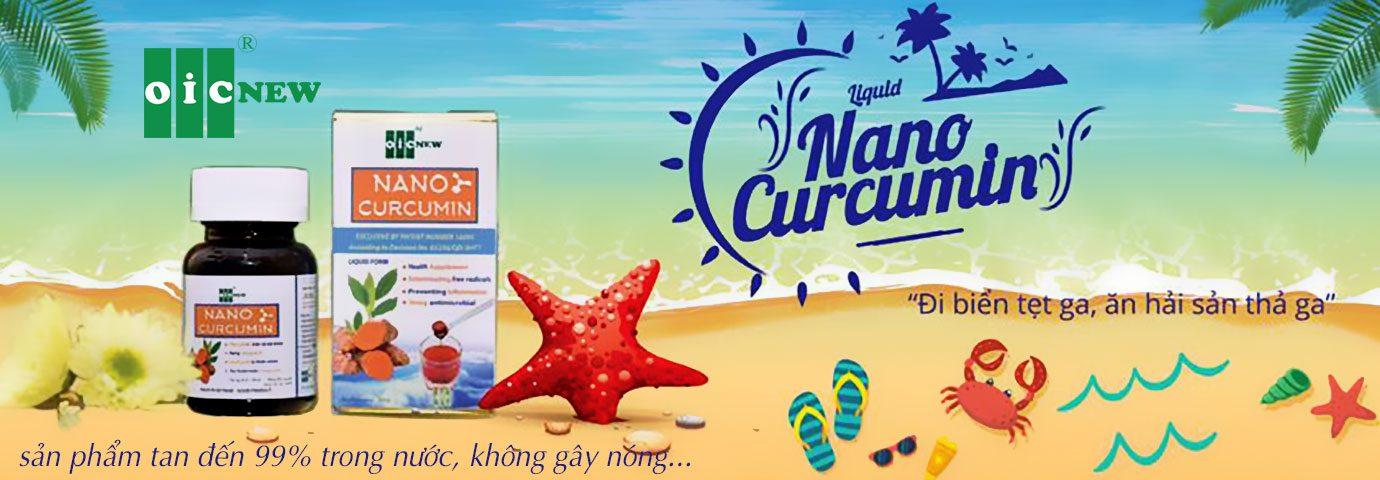 Nano Curcumin OIC